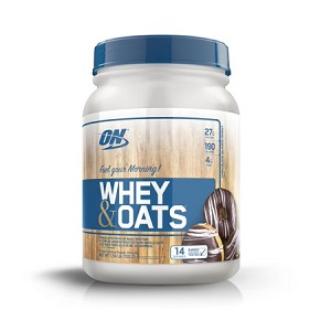 Optimum Nutrition Whey & Oats